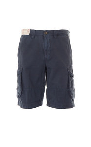 View the 1SB536 90698 Regular Fit Cargo Short - Navy online at Kafka