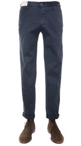 View the 1ST603 90664 Stretch Cotton Slim Fit - Navy online at Kafka