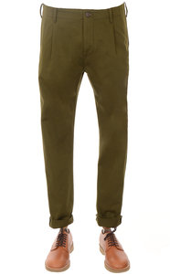 View the New Pences Pant - Green online at Kafka