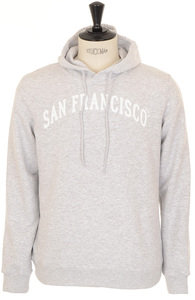 View the San Francisco Hoodie - Grey online at Kafka