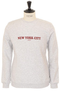 View the NYC Sweater - Grey online at Kafka
