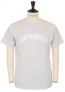 View the San Fransisco T-shirt - Grey online at Kafka