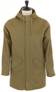 View the Tourist Parka - Khaki online at Kafka