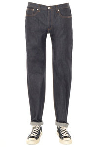 View the Petit Standard - Indigo Stretch online at Kafka