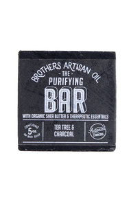 View the The Bar Soap - Tea Tree & Charcoal online at Kafka