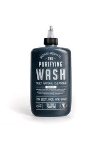 View the The Wash Purifying - Tea Tree & Charcoal online at Kafka