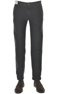 View the 1ST603 40611 936 Stretch Cotton Slim Fit - Charcoal online at Kafka