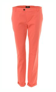 View the English Trouser  Coral online at Kafka