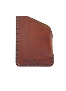 View the Angle Wallet - Saddle Tan online at Kafka