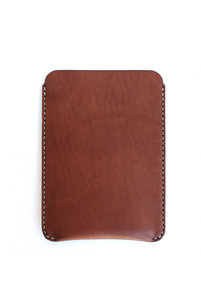 View the iPad Mini Sleeve - Saddle Tan online at Kafka