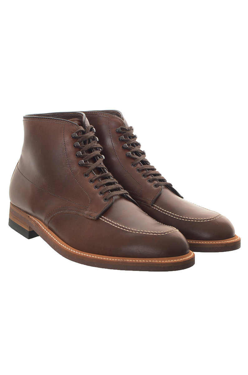 403 indy boot chromexel brown alden footwear shoes for The alden