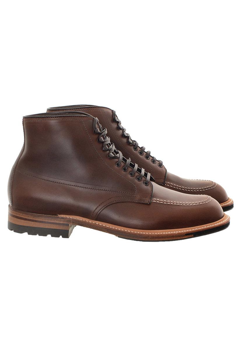 40502hc Indy Boot Chromexel Brown Commando Sole Alden