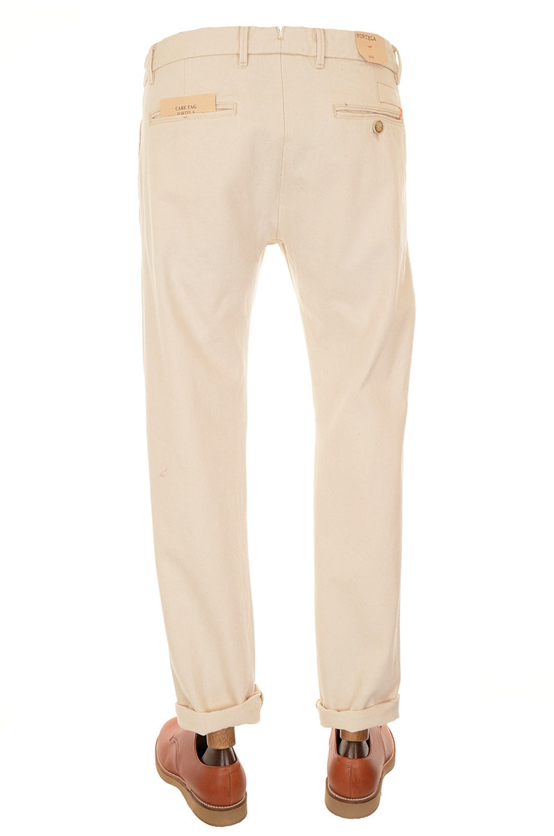 Fortela Piatto Pant - Natural